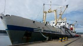 Court in British Virgin Islands bars Ukrainian shipping firm from hiding assets from Russia's VEB.RF in bank expropriation dispute