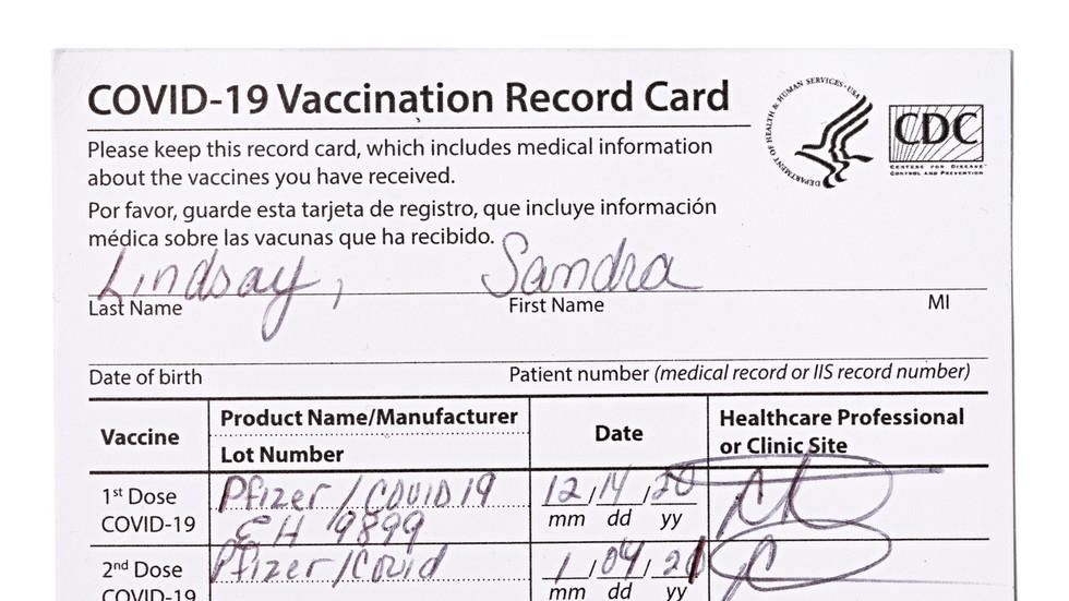 """USA: Idaho verbietet """"Impfpässe"""" und wird damit zum DRITTEN US-Bundesstaat, der diese Maßnahmen verabschiedet"""