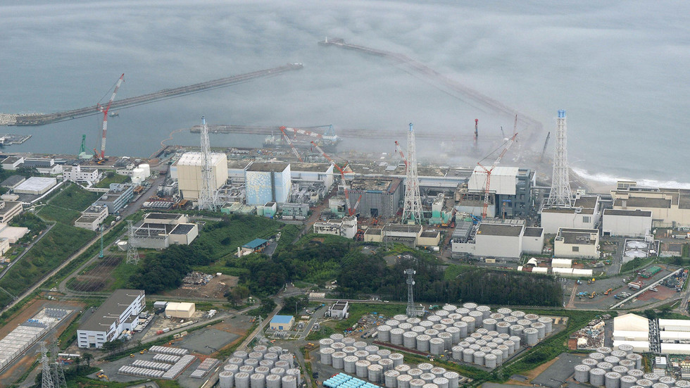 Japanese government says it WILL release irradiated water from Fukushima nuclear plant into the sea
