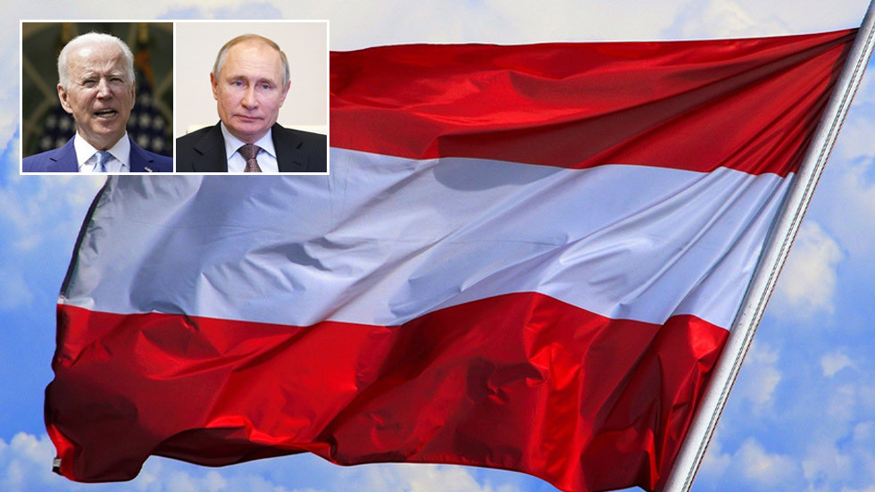 Biden & Putin to meet in Vienna? Austria offers its capital as potential venue for proposed summit between US & Russian leaders