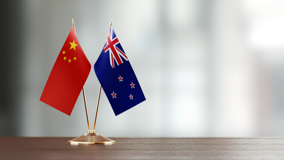 In nod to China, New Zealand's foreign minister says it is 'uncomfortable' with 'expanding' role of US-led 'Five Eyes' spy network