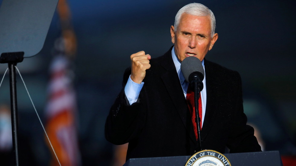 Publisher refuses to dump Mike Pence deal after protests from woke employees, despite recently canceling 2 other books