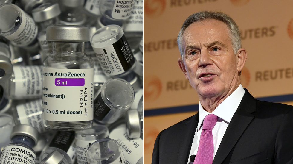 Blair's plan for saving AstraZeneca's reputation: G7-led vaccine safety panel & no rollout pause to probe side effects