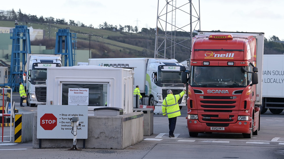 UK to act to ensure flow of medicines to Northern Ireland is uninterrupted amid concerns about post-Brexit supply issues