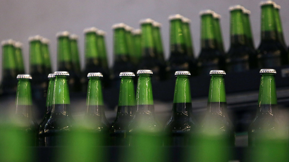 Russia may restrict Czech imports, including BEER, amid simmering diplomatic row – media