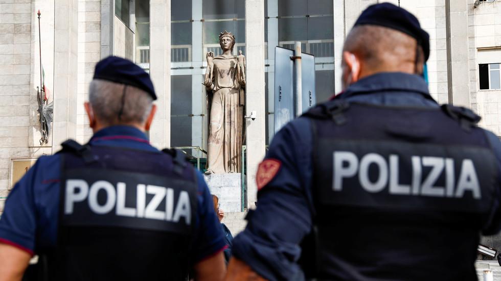 'Black Axe' bust: Italian police arrest 30 suspected members of Nigerian mafia gang