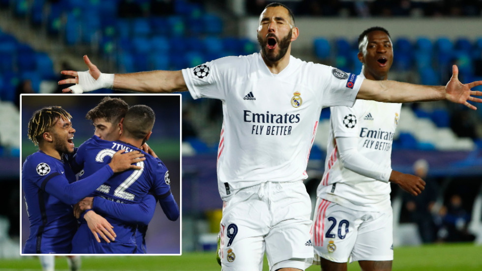 Champions League: Real Madrid and Chelsea to lock horns in competition both European giants plotted to leave