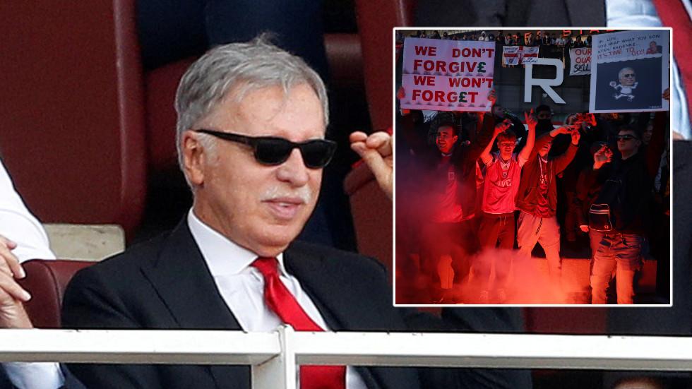 Not for sale: Arsenal owner Kroenke issues statement