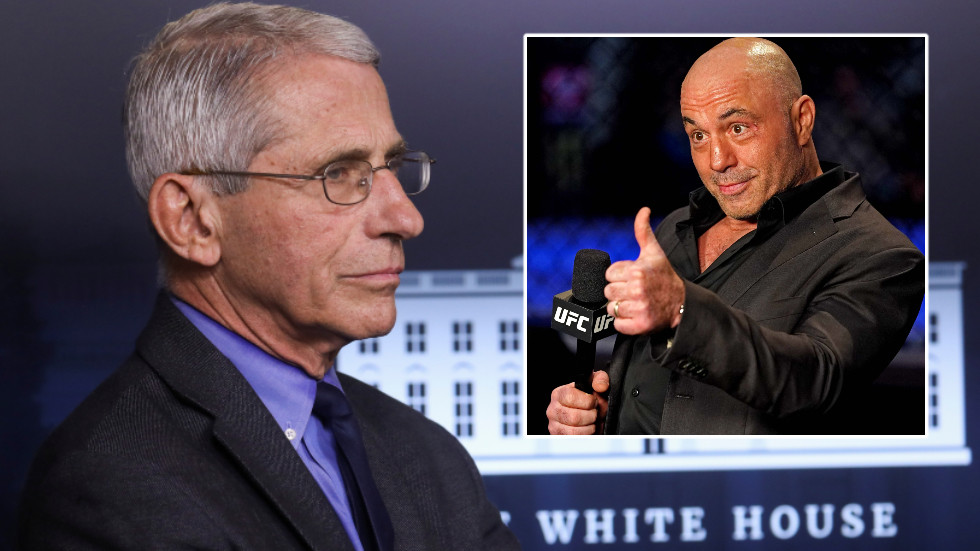 UFC commentator Joe Rogan to be canceled after he clashes with Fauci