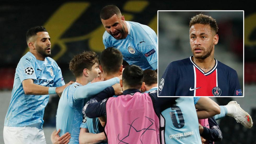 Manchester City eye first Champions League final