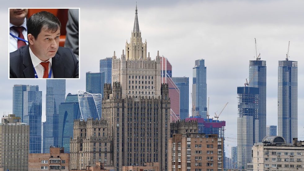 By expelling diplomats West wants to portray Russia as 'enemy of humanity' Moscow's UN envoy says, warning 'it takes two to tango'
