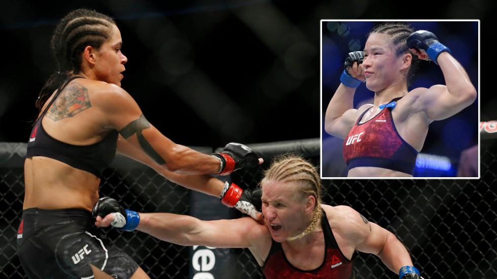 UFC flyweight queen Valentina Shevchenko