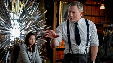 'Knives Out' (2019) Dir: Rian Johnson © Lionsgate Films, Netflix, Prime Video
