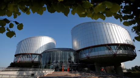 European Court of Human Rights, in Strasbourg, France. (FILE PHOTO) © Reuters / Vincent Kessler