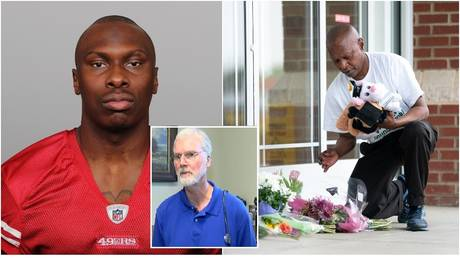 Ex-NFL star Phillip Adams was named as the shooter in South Carolina. © Getty Images / AFP / Twitter