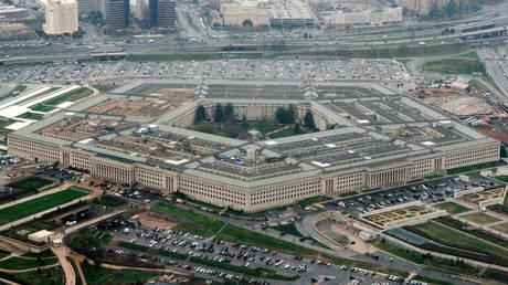 FILE PHOTO. Pentagon in Washington © AP Photo / Charles Dharapak