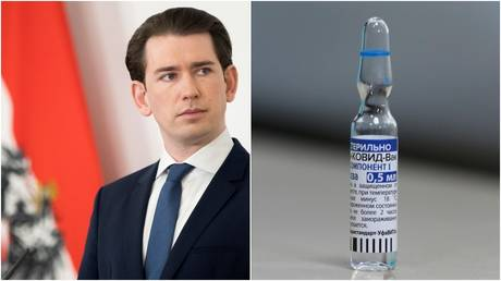 Talks over, Sputnik V purchase possible: Austria's Kurz says Vienna may buy a MILLION Russian vaccine doses