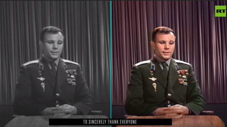 'May there be peace': WATCH Yuri Gagarin's iconic speech on 1st anniversary of his space flight, now IN COLOR thumbnail