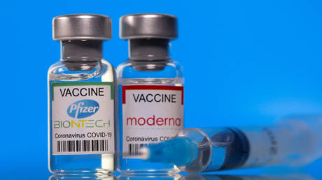 French health chiefs recommend 3rd dose of Moderna, Pfizer Covid-19 vaccines for people with weakened immune systems