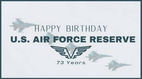 The image showing Russian Su-34 jets, used by Sen. Cindy Hyde-Smith (R-Mississippi) to wish USAF Reserve Command happy birthday, April 14, 2021