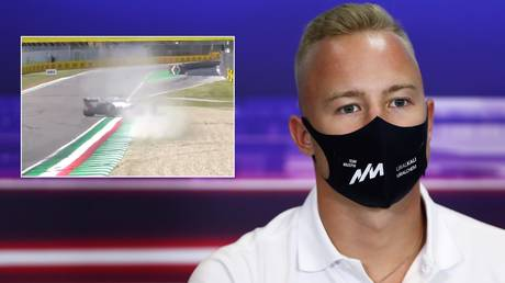 Things can only get better: F1 boss says Russian rookie Mazepin 'is trying too hard' after latest disasterclass thumbnail