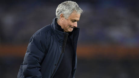 Jose Mourinho has been sacked by Tottenham © Peter Powell / Reuters