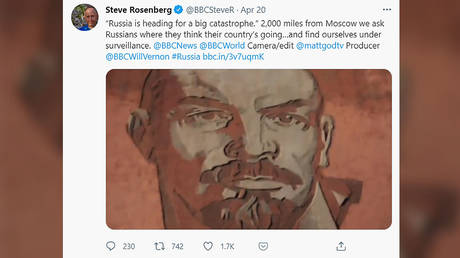BBC visits Krasnoyarsk, tells us nothing about Siberia & instead focuses on Putin, Lenin & a bear – is this the best it can do?