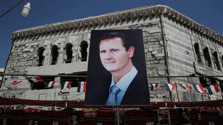 Syria's long-time ruler, Bashar Assad, submits candidacy for upcoming presidential election - rt