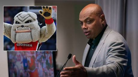 NBA icon Charles Barkley is under fire for his comments about women in Georgia. © USA Today Sports