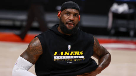 LeBron James has divided opinions in the US. © USA Today Sports