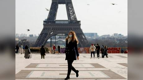 The Eiffel Tower and other European tourist attractions may soon be ready to receive US tourists again, but only those with proof of Covid-19 vaccination.