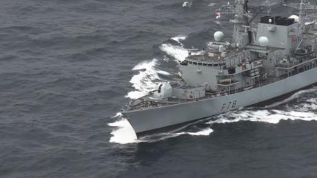 © YouTube / Royal Navy