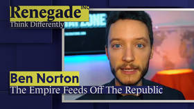 The empire feeds off the republic