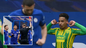 The honeymoon is over: Tuchel's Chelsea suffer embarrassing Stamford Bridge collapse against Premier League strugglers West Brom
