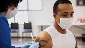 Vermont opens up Covid-19 vaccine eligibility to anyone 16 and over... as long as they 'identify' as any color other than WHITE