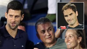 'Their world is twisted': Novak Djokovic's dad Srdjan blasts 'disgusting' media, says Federer is 'not as good a man' as tennis No1