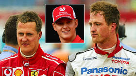 Michael Schumacher's brother Ralf reveals newspapers 'blackmailed' F1 stars, talks legend's son Mick and Russian teammate Mazepin