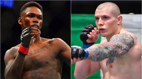 'I'll put overrated Adesanya's hype & bullsh*t out for good!' UFC middleweight Marvin Vettori to RT Sport