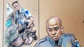 Neck restraint used on George Floyd 'absolutely' violated dept policy, Minneapolis police chief says in Chauvin trial