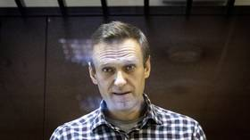 Russian opposition figure Navalny sent to prison medical ward after inspections find symptoms of respiratory infection