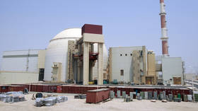 Iran's Atomic Energy Organization says 55 kilos of 20%-enriched uranium produced since January amid nuclear deal talks