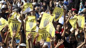 Former Muslim Brotherhood leader sentenced to life in prison over incitement of violence in 2013 protests