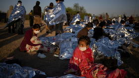 Almost 19,000 unaccompanied minors entered the US from Mexico in March alone – largest monthly number ever