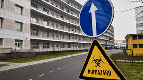 Woman who fled Covid-19 hospital quarantine after trip to China takes Russian government to European Court over loss of liberty