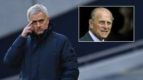 Jose Mourinho leads football tributes to Prince Philip, expresses 'deep respect for Royal Family' (VIDEO)