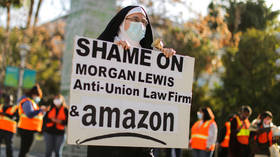 Amazon wins union battle as employees and organizers cry foul