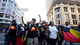 'Pandemic against our people': Australians rally against deaths of indigenous people in police custody (VIDEO, PHOTOS)
