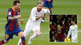 'Win a trophy instead of celebrating this s**t': Barcelona pip Madrid as most valuable football club but announcement splits fans