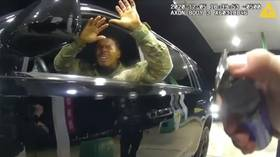 Black US soldier sues police after being pepper-sprayed, held at gunpoint during traffic stop as VIDEO of incident sparks outrage
