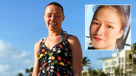 'Better dead than red': UFC star Rose Namajunas draws fire for political attack linking Chinese champ Weili Zhang with communism